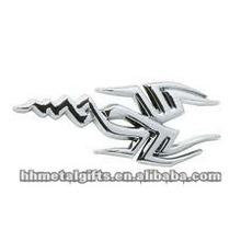 Custom made car grille emblems