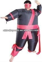 ninja costumes inflatable