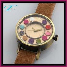 new design japan movt quartz cheap fashion leather women stylish watches 2012