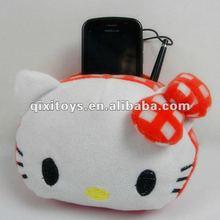Hello kitty mobile phone bag