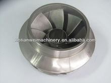 316 stainless steel impeller