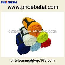 100% polyester anti-pilling fleece blanket AZO free 2012