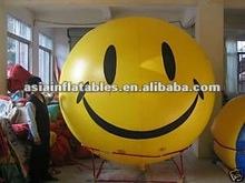 Big Smile Inflatable Helium Balloon