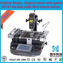DH-B1 BGA/SMD lead free rework station, Laptop bga repair station, Dinghua technology!