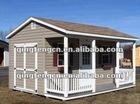 economical prefab timber house