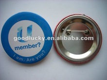 2012 fashion and colorful promotional gifts Tin Badge set