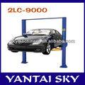 Vente chaude( 2lc- 9000), équipement de garage voiture d'occasion ascenseur