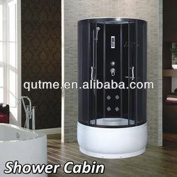 Black aluminium alloy best buy steam shower house ATM-010