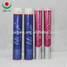 aluminum tubes for different hair color cream