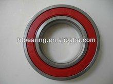 2012 bearings 6211-2RS chrome steel material &Tube packaging&Red seal