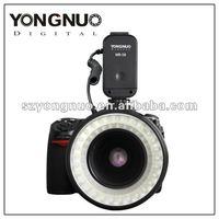 New YongNuo MR-58 camera dslr led ring light