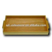 Wood Trays Beverage Tray