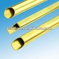 Tubos de latón en binario de cobre - de aleación de zinc