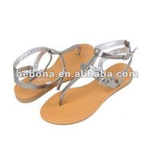 2013 Womens Roman lace up flat sandals