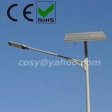 AUTO 12v/24v lighter +timer solar led street light solar