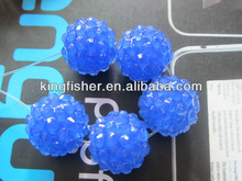 New Jewelry crystal resin rhinestone beads!! Crystal rhinestone resin pave beads!! Loose resin beads!! Hottest!! Lowest!! !!