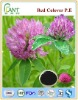 100% natural red clover flower plant extract powder 8%,20%,40%isoflavons HPLC(Sission ,biochanin A ,Daidzein ,Genistein)