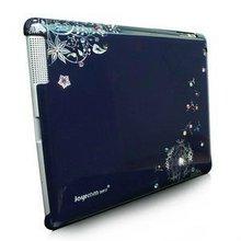 Blue Gem Plastic Case for Ipad 2/3