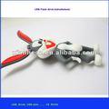Real capacidad de libre de la insignia de la pluma palo, pvc encantador conejo pluma palo de los proveedores de china, fabricantes y exportadores