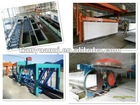 AAC light weight concrete brick machine with competitive price