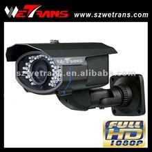 WETRANS Outdoor Day&Night IR Bullet 1080p HD SDI Camera