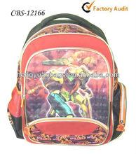 2013 Boys cool deisgn black bag school