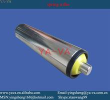 FS series steel conveyor spring universal roller