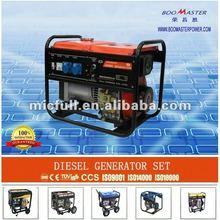 Latest technique 2Kw portable diesel generators