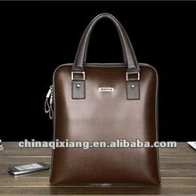 fashion style men leather business bag