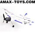 Rp-53727 r / c Glider 2.4 G 3CH de modo duplo controle remoto planador