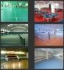 Indoor sport pvc floor
