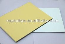 2012 hot sell high quality composite panel acp aluminium bond