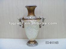 high quality handmade chinese resin vases