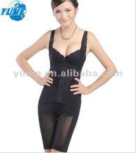 Las mujeres negro ardyss modeladora del cuerpo, todo el cuerpo talladora abdomen más delgado, sin costura forma de desgaste y corsets bustiers body adelgazar