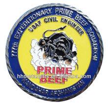 Prime beef squadron military souvenir metal coin