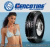 radial truck tire 10.00r20 similar as GOODYEAR pneu