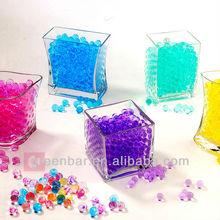 Massage flexible smooth gel beads