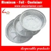 "7"" 8"" 9"" Round Pan Aluminum foil containers and Plastic lids"