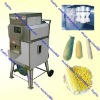 Sweet corn threshing machine/fresh corn huller machine/green maize thresher machine