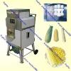 Sweet corn threshing machine/fresh corn huller machine/green maize thresher machine