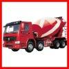 power howo 8x4 concrete mixer drum truck