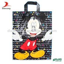 2012 Fashion Mickey mouse print handle bag