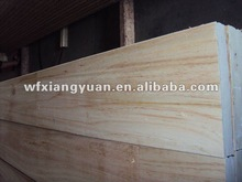 Pine Cross Laminated Timber For construction buliding