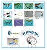 singlemode multimode simpelx dulplex fiber optic patch cords with FC,SC,ST,LC connectors