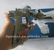 Car wash spray gun paint