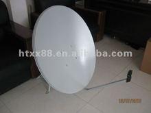 HT-KU75 wall mount antenna dish