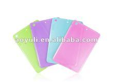 for ipad mini case, soft TPU case for ipad mini