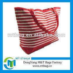 2012 fashion ladies scarf handbag striated bags