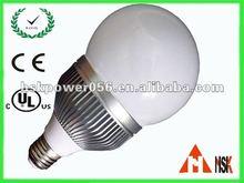led bulb 550 lumen 9*1w 100-240vac
