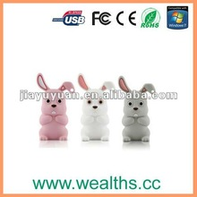 Novelty Rabbit USB Drive2.0